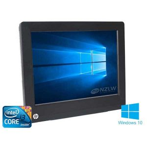 HP RP7 7800 Point of Sale TouchScreen - Front